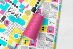 Neon geometric shape,poster,patten Product Image 7