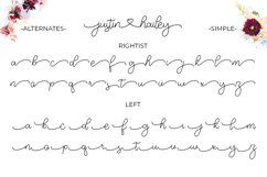 Justin Hailey - Monoline Calligraphy Love Product Image 2