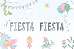 Fiesta Font Duo Product Image 2