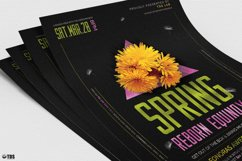 Spring Equinox Flyer Template V6 Product Image 5