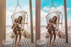 18 Miami Photoshop Actions, ACR, LUT Preset bright summer fi Product Image 4