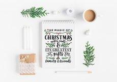 !! HUGE !! Christmas Sign Making Bundle Product Image 6