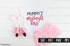 Mummy's Midnight Kiss - kids New year designs Product Image 1