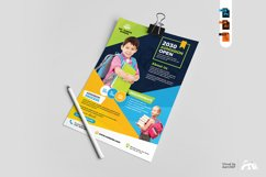 School Flyer Template Product Image 4