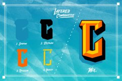 Convexa Typeface Product Image 3