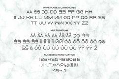 Web Font PORSCHEE Font Product Image 4