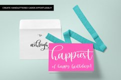 Dear Journal Calligraphy Font Product Image 6