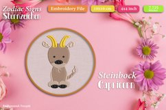 Zodiac signs - Embroidery Files - Bundle Product Image 2