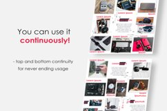 Instagram Puzzle Feed Template for Dropshipping #2 Product Image 2
