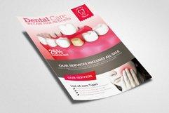 Medical Dental Flyer Product Image 3