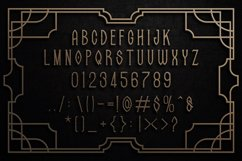 Astral Display Font Product Image 5