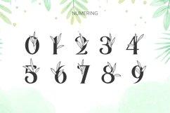 Kafina Monogram Product Image 5