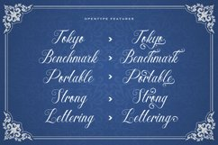 Hesty Aqaky - Modern Script Font Product Image 14