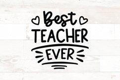 Teacher svg Bundle quotes Product Image 4