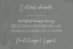 Cultured Handwriting Font Product Image 5