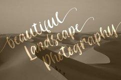 Correspond Script Font Product Image 2