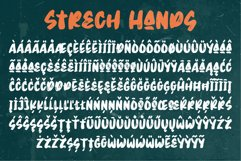 Strech Hands - Bold Brush Font Product Image 6