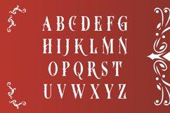 Macron   Vintorian Font Product Image 6