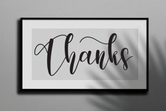 Pigade   handwritten font Product Image 4