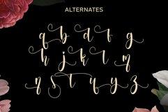 Mandala Absolute   handwritten font Product Image 4