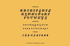 Beglade Font Product Image 3