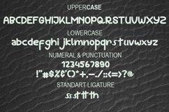 Runner Handwritten Fun Display Product Image 6
