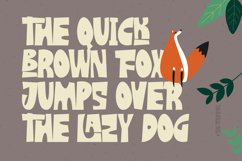 The Strattos - A Playful Font Product Image 3