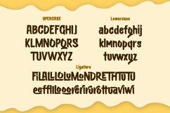 Moontok - Play Full Display Font Product Image 3
