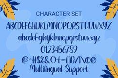 Ocean Summer - Handwritten Font Product Image 4