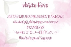 White Rose Product Image 2