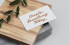 Miyabon - Textured Brush Font Product Image 5