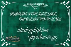 Cromwell Tattoo lettering Product Image 4