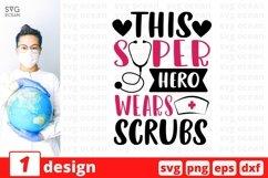Nurse SVG Bundle   Medicine Cut File   Doctor Product Image 5