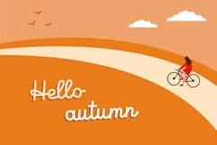 Autumn moments | Cute font Product Image 5
