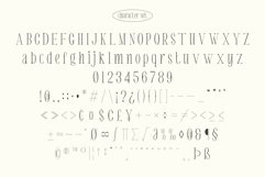 Eugerie - Classic Modern Typeface Product Image 3