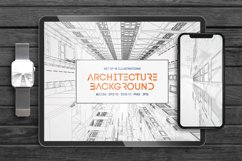 18 Architecture Backgrounds Vector Product Image 1