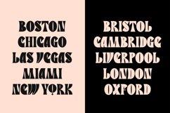 Monotones Font Product Image 4