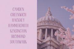 London Serif Font Product Image 4