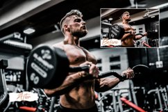 12 Photoshop Actions, ACR, LUT Presets Fitness Pro Product Image 2
