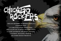 Chicago Rockers Product Image 2