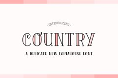 Country Font Duo Product Image 1