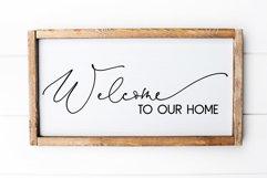 Modern Farmhouse SVG Sign Making Bundle Product Image 3