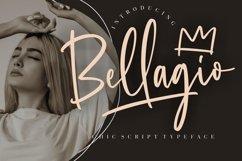 Bellagio Chic Script Typeface Product Image 1