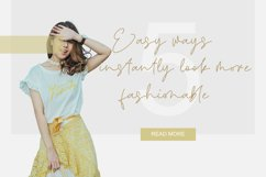 Befront - signature font Product Image 5