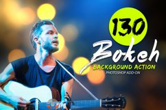 130 Bokeh Photoshop Action Product Image 1