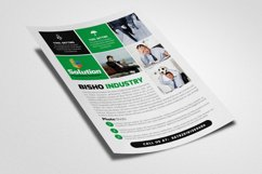 Business Marketing Management Flyers Product Image 3