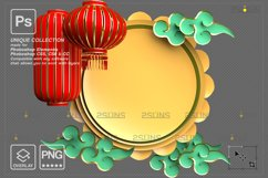 Lunar New Year photo overlay China png Product Image 5
