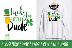St Patrick's Day SVG. Irish St Patrick's SVG Cut Files Product Image 1