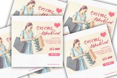 Still Sunshine // Script Font - WEB FONT Product Image 3