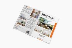Interior Design bifold Brochure | Multipurpose Brochure Product Image 9